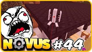 Dners Haus ist GEFÄHRLICH! - Minecraft NOVUS #44 | Earliboy