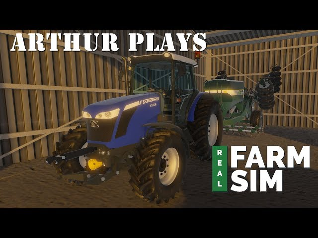 Real Farm - Sodesco - First Look - Gameplay footage from Twitch Livestream October 18th