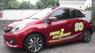 REVIEW New Honda Brio RS