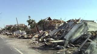 Hurricane Michael: Mexico Beach FL