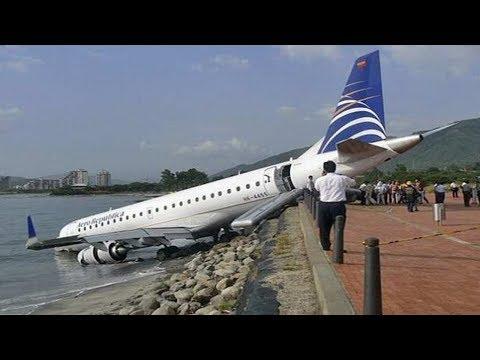 10 Most Amazing Emergency Landings