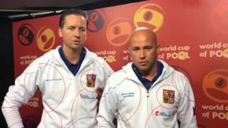 Dafabet World Cup of Pool 2015: Czech Republic beat Spain 7-3