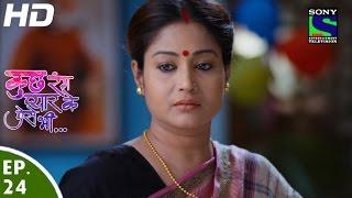 Kuch Rang Pyar Ke Aise Bhi - कुछ रंग प्यार के ऐसे भी - Episode 24 - 31st March, 2016