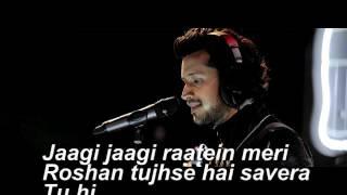 Atif Aslam New Song Musafir With Lyrics