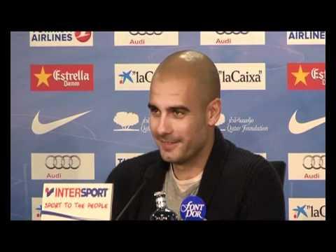 Pep Guardiola responde al Follonero