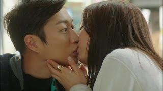 Let's Eat Let's Eat Ep15: Epic girl Jini's sudden Kiss!_Yoon Du-jun, Lee Soo-kyung