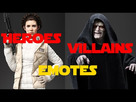 Xxx Mp4 Star Wars Battlefront All Heroes And Villains Emotes As Of Bespin 3gp Sex