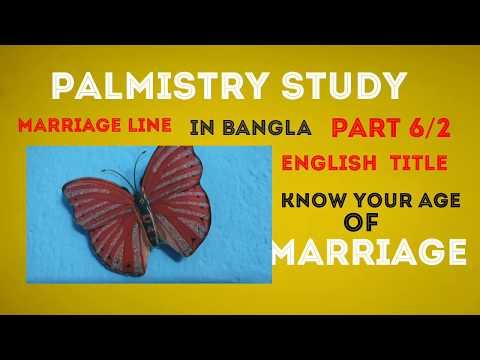 Xxx Mp4 PALMISTRY Marriage Age Bengali English Title সুখী বিবাহ সম্পত্তি লা ভ Part 6 2 3gp Sex