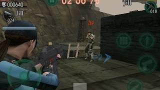 Resident Evil Mercenaries VS. iPhone/iPod Multiplayer Gameplay (1/2)
