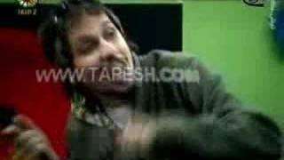 DJ Shanbeh - Pop Singer - Funny (Tapesh.Com)