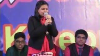 Ananya Sritam Nanda Stage Show......