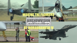 WAKING THE FLANKERS (airshowvision)