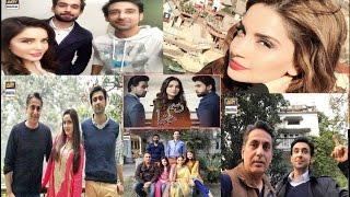 Rasm-e-Duniya - Drama Serial | Behind the Scene.