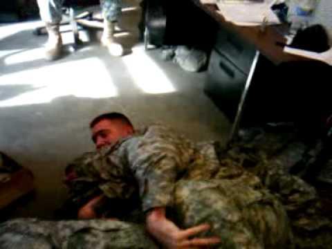 same sex army style