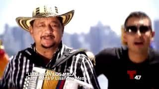 Duey Meza (feat. Lisandro Meza) - Llegaron Los Meza (Jingle De Telemundo 47 - 30 Segundos)