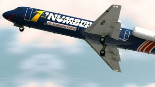 1996 Brazilian Flight Crashes Seconds After Takeoff