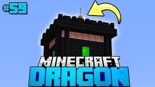 PAUL STEHT AUF MEINER BURG?! - Minecraft Dragon #59 [Deutsch/HD]