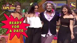 Gulati Is Getting Ready For A Date - The Kapil Sharma Show