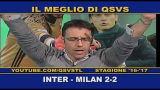 QSVS - I GOL DI INTER - MILAN 2-2 TELELOMBARDIA / TOP CALCIO 24