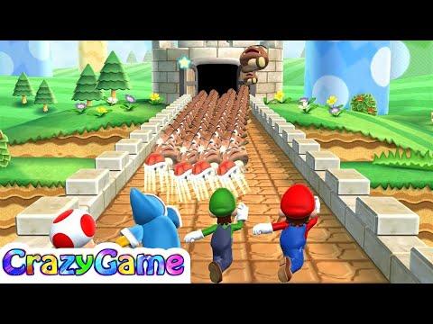 Xxx Mp4 Mario Party 9 Goomba Bowling Kamek Vs Toad Vs Mario Vs Luigi Gameplay Master CPU 3gp Sex