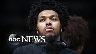 NBA player files civil rights lawsuit over stun-gun arrest