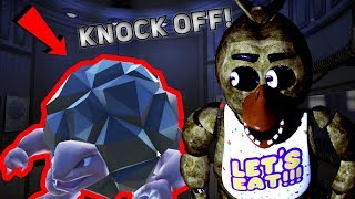 Pokemon in Five Nights at Freddy's!!!???? | Five Nights At Freddy's Knock Offs/Rip Offs