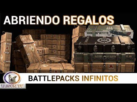 Battlefield 1 Apertura infinita de Battlepacks,