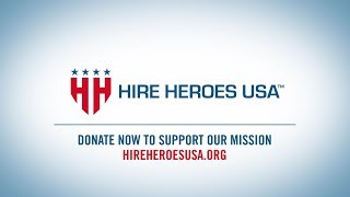 WWE supports Hire Heroes USA on Memorial Day 2017
