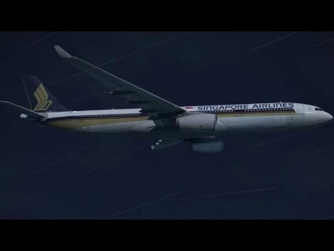 Engines fail on Singapore Airlines flight
