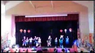 Chinese New Year Performance 2014 - Sun Will Never Set (日不落)
