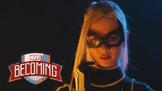 Black Cat from Marvel's Spider-Man | Marvel Becoming