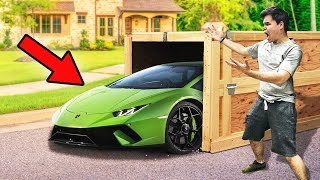 I Bought a $250.000 Mystery Box from Amazon!