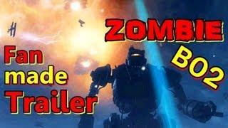 BLACK OPS 2 - BO2 - Origins - Zombie Apocalypse - Fan made Trailer [HD]