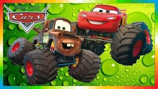 CARS - Mater National Championship - Hook International - Monstertruck - The Lightning McQueen