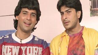 Sharad Kapoor, Mukul Dev, Iski Topi Uske Sar - Comedy Scene 2/12