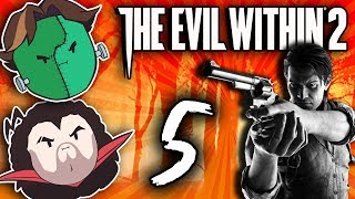 The Evil Within 2: Professional Sneaker - PART 5 - Game Grumps