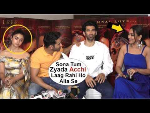 Xxx Mp4 Alia Bhatt UPSET After Varun Dhawan Gives More ATTENTION To Sonakshi Sinha At Kalank Movie Promotion 3gp Sex