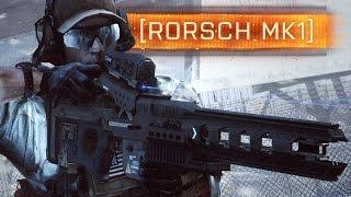 ► RORSCH MK1 RAILGUN! | Battlefield 4: Final Stand