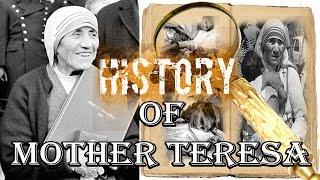 History of Mother TERESA এক মহিয়সি নারীর জীবন কাহিনী