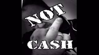 NOT CASH- Walk the line