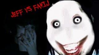 FAVIJ vs JEFF THE KILLER!! - Illusion: Ghost Killer - [in Webcam LIVE]