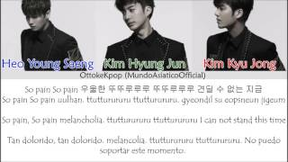 DOUBLE S 301 (SS301) - Pain - Color Coded*Han*Rom*Eng*Esp