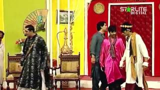 Best Of Kodu and Sajan Abbas New Pakistani Stage Drama Full Comedy Funny Clip