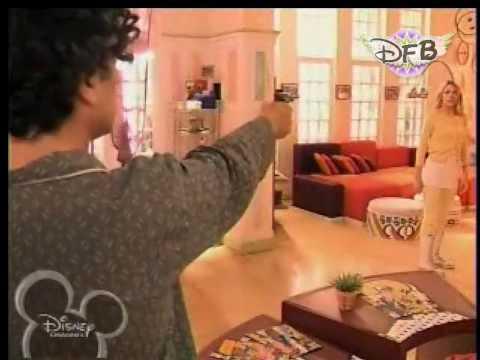 Casi Angeles 2°T cap 124, 125 y 126 2/3 - Disney Channel 23Nov