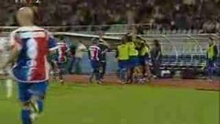 Rijeka - Hajduk 0:1 28.8.2006