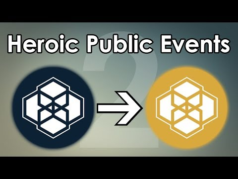 Destiny 2 How to Activate Heroic Public Events