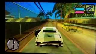 How to get an army helicopter (Hunter) in vice city stories on psp