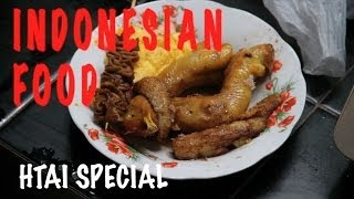 Indonesian Street Food (HTAI special)