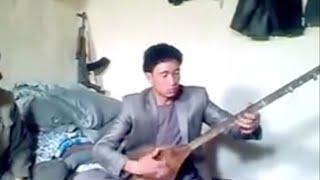 Khudadad Khaliqi Hazaragi Dambora in Behsood Hazaristan