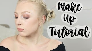 MORPHE 35T PALETTE | WARM MAKE UP TUTORIAL & REVIEW | EMILY ROSE